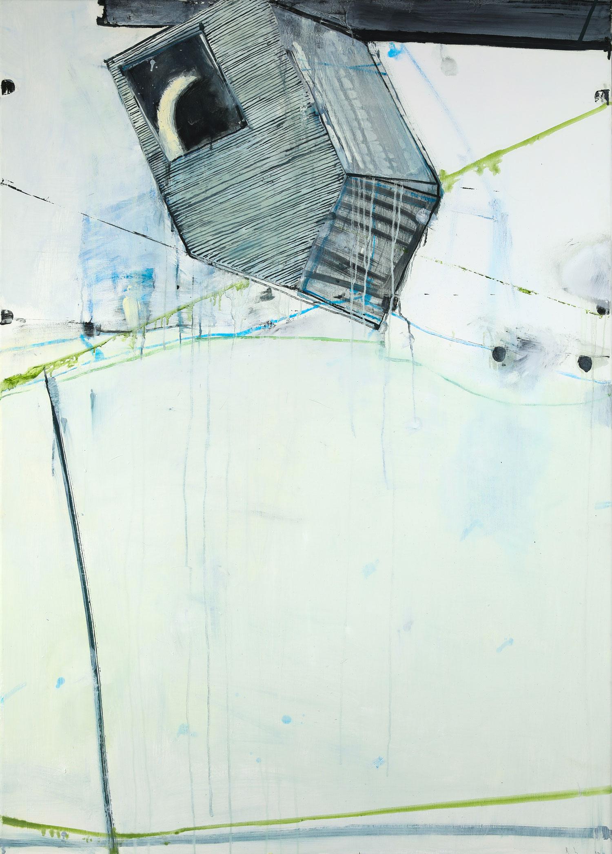 Gemälde von Erik Buchholz – Kleine Nacht