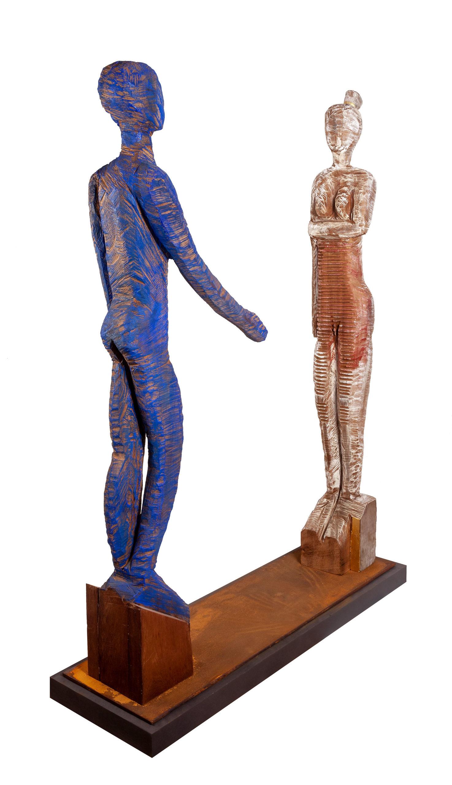 Skulptur von Bildhauer Thomas Schulze